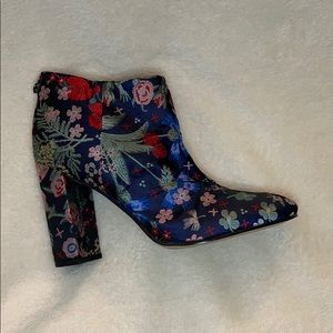Sam Edelman Floral Boots